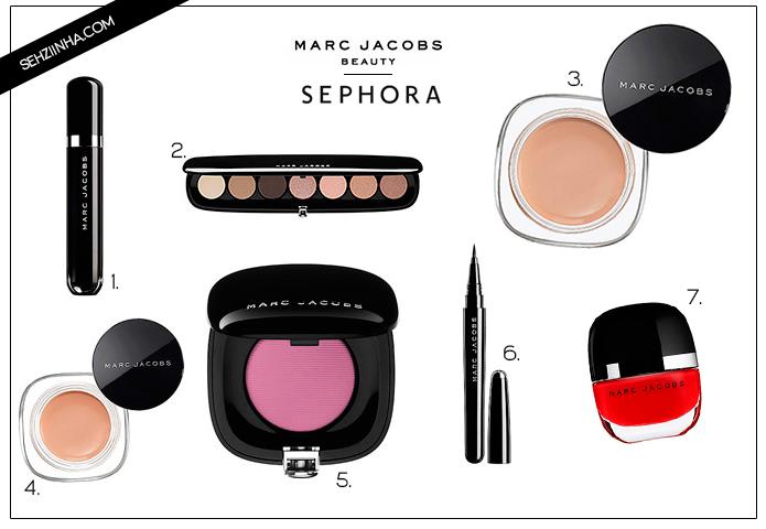 Desejo: Marc Jacobs Beauty