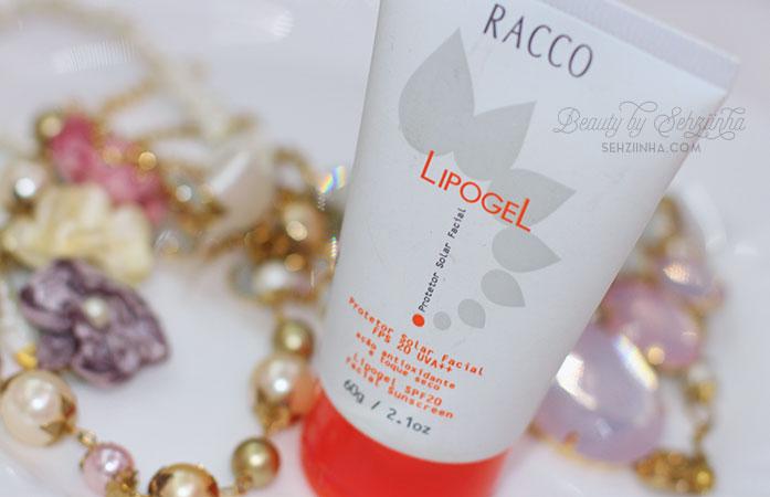 Protetor Solar da Racco para o Rosto que não atrapalha a maquiagem