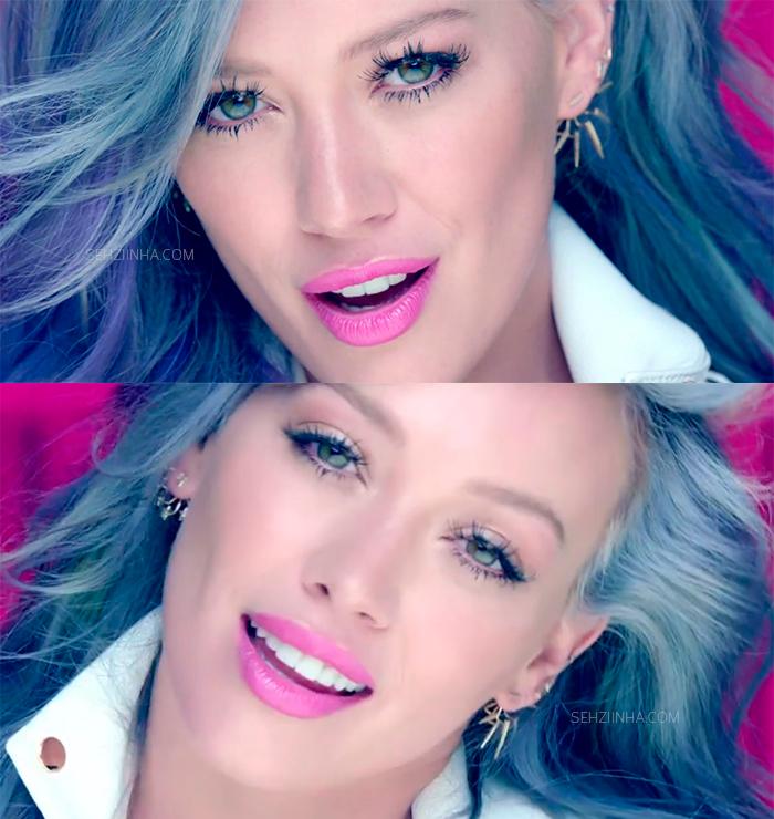 Hilary Duff Sparks Tutorial de Maquiagem