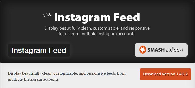 instagram-feed 10 Plugins Para WordPress Que Você Precisa Conhecer